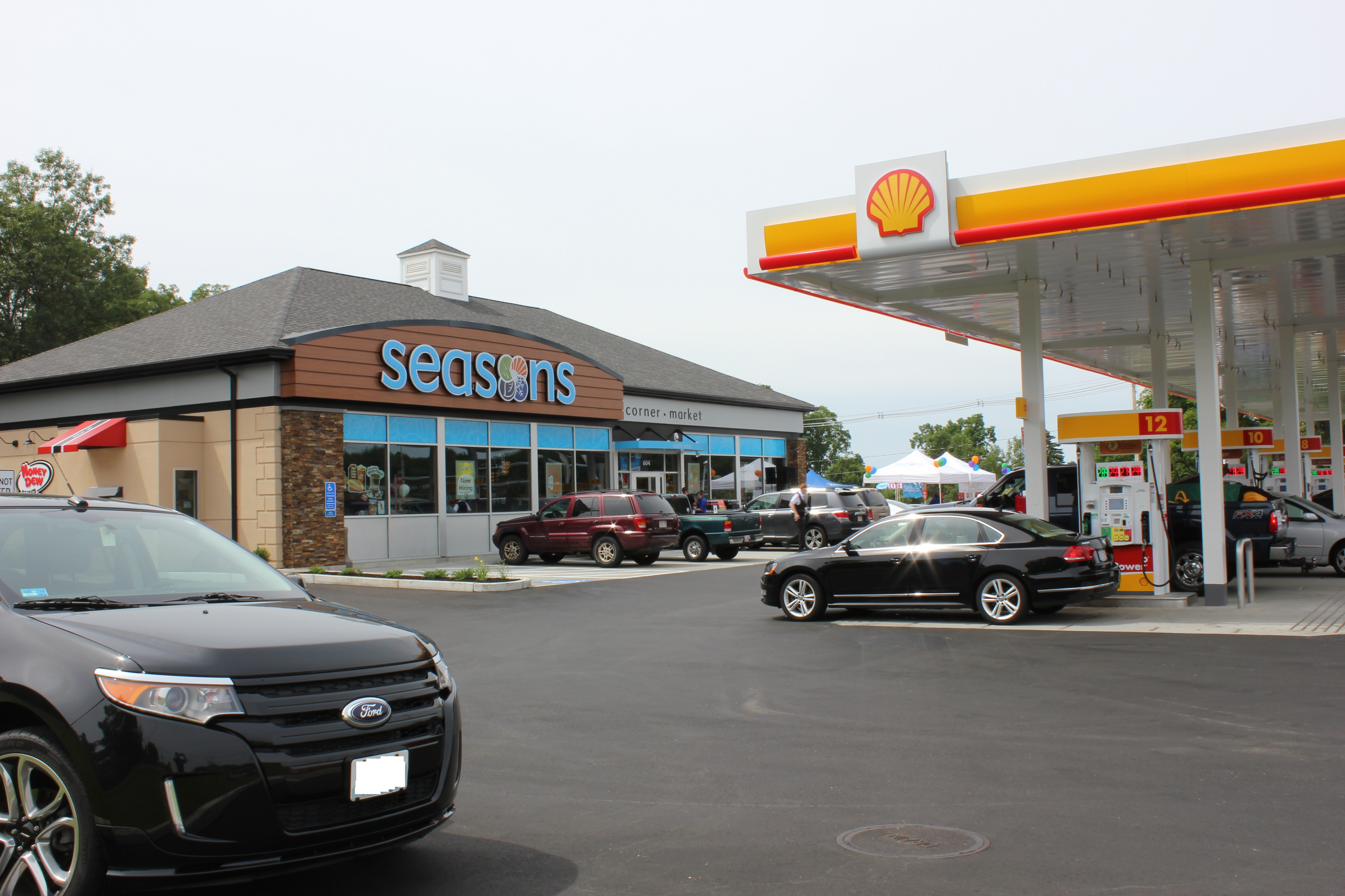 Seasons Corner Market Convenience Stores Shell Gas Stations